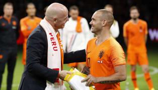 Mittelfeld-Legende Wesley Sneijder beendet Karriere in der Nationalelf
