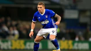 Derby County Confirm the Signing of Striker Martyn Waghorn From Championship Rivals Ipswich