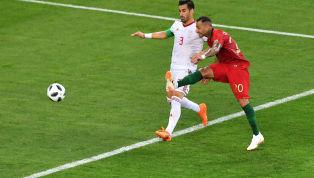 Ricardo Quaresma'nın İran'a Attığı Gol, Dünya Kupası'nın En Güzel Golüne Aday