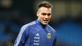 Inter Reveal Which Number New Signing Lautaro Martinez Will Wear Ahead of Next Season