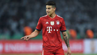 Bayern Munich Reportedly Considering all Possible Outcomes With Regards to James Rodriguez's Future