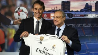 Florentino Perez Has Told Julen Lopetegui About His Dream Opponent for Real Madrid in UCL Final