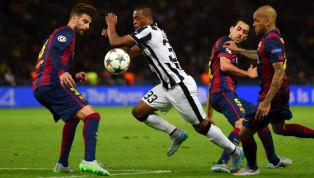 DÉGUEU : La vengeance de Patrice Evra contre Gerard Piqué à Manchester United