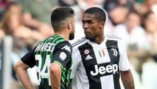 'I Demand Respect': Sassuolo's Federico Di Francesco Denies Racially Abusing Juve Star Douglas Costa