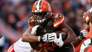 Browns RB Nick Chubb Wins FedEx Ground Player of the Week