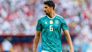 Sami Khedira Says He Could Not Sleep After Germany's Shock Loss to South Korea