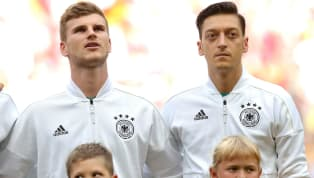 Timo Werner Wants to see Mesut Ozil Back in a Germany Shirt