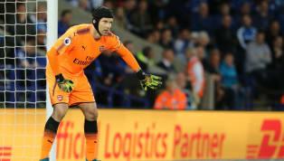 Petr Cech Dikabarkan Tolak Tawaran Napoli