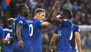 Fulham and Huddersfield Town Enter the Race to Sign Leicester's Ahmed Musa