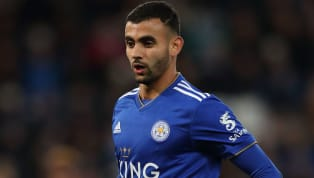 Leicester Winger Rachid Ghezzal Dropped From Algeria Squad After 'Bad Performances' This Season