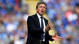 Leicester Manager Claude Puel Reveals Veteran Midfielder Is Training With the Under-23 Squad