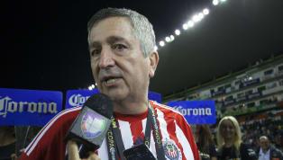 """CON TODO   Aficionados de Chivas atacan en redes a Vergara tras pedir """"imaginar cosas chingonas"""""""