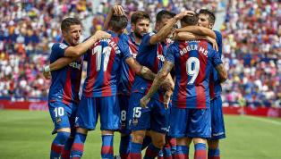 El XI ideal de la novena jornada de LaLiga Santander