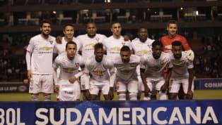 OFICIAL | Once de LDU para medirse a Deportivo Cali esta noche