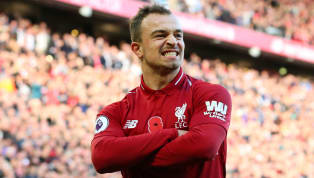 Xherdan Shaqiri Emphatically Responds to Criticism From Gary Neville After Upturn in Form