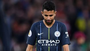'Has it Landed?': Twitter Rips Riyad Mahrez to Shreds After Shocking Penalty Miss Against Liverpool
