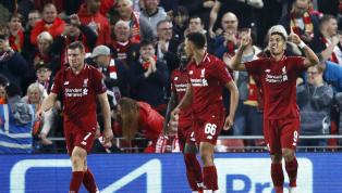 Liverpool Fans Delighted With Roberto Firmino's Reaction to Daniel Sturridge Goal Against PSG