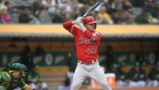 Mike Trout Hasn't Had Two Straight Bad Games in Literally His Entire Career