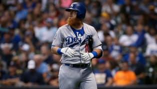 Dodgers Star Justin Turner Leaves Game After Re-Injuring Groin