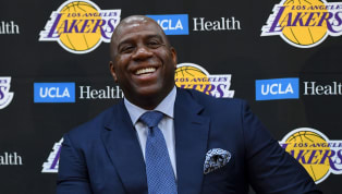 Magic Johnson's Update on the Lakers' Offseason Will Get Fans Pumped