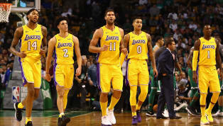 Lakers Exec Thinks Their 'Death Lineup' Can Compete With the Warriors