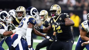 BREAKING: Saints OT Terron Armstead Expected to Miss 3-4 Weeks With Pec Injury