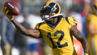 Sammy Watkins Throws Major Shade at Jared Goff With Comments at Minicamp