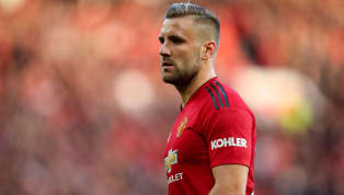 Twitter Reacts as Luke Shaw Reportedly Signs Long Term Contract at Man Utd Worth £190,000-a-Week