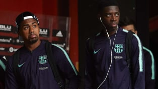 Fans on Twitter Hail Malcom and Mock Ousmane Dembele After Barcelona's UCL Clash Against Inter