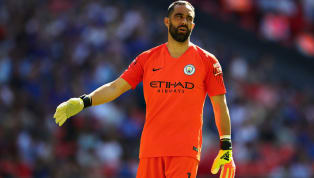 Man City Keeper Claudio Bravo Set to Miss the Rest of the Season With Ruptured Achilles