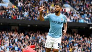 Agüero-Hattrick beim 6:1-Sieg: Manchester City schießt Huddersfield Town ab