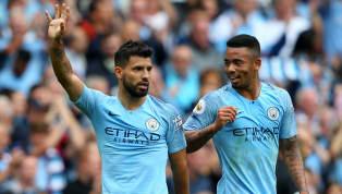 Manchester City Star Gabriel Jesus Adamant That His Partnership With Sergio Aguero Can Flourish