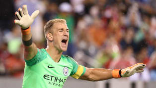 Manchester City Consider Naming Training Pitch After Joe Hart Following 12 Years of Service