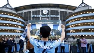 Susunan Pemain UCL: Manchester City vs Olympique Lyon