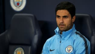 Mikel Arteta Says Man City Cannot Blame Pep Guardiola's Absence or Poor Atmosphere for Lyon Defeat