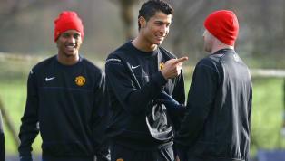 Vor Duell zwischen Juve und ManUnited: Ronaldo schwärmt von Wayne Rooney