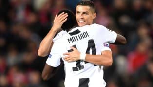 Matuidi verrät: Das hat Cristiano nach dem Spiel gegen ManUnited gemacht
