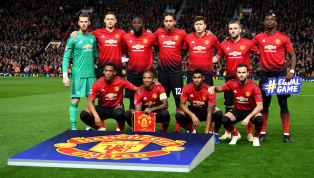 Picking the Best Potential Man Utd Lineup to Face Juventus in the Champions League on Wednesday