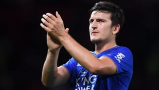 Harry Maguire Close to Agreeing New £75,000-a-Week Contract With Leicester City