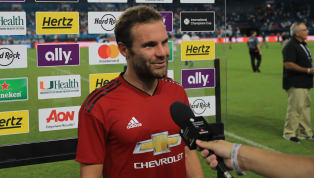 Juan Mata Names One Legend From Man Utd History He Would Like to Have Played With