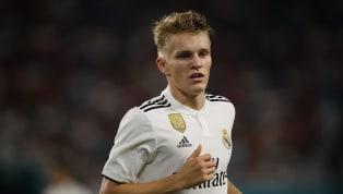 Former Wonderkid Martin Odegaard Joins Vitesse on Season-Long Loan From Real Madrid