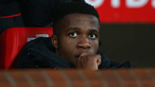 Wilfried Zaha Speaks Out on the 'Hell' That Was His Short Stint at Manchester United