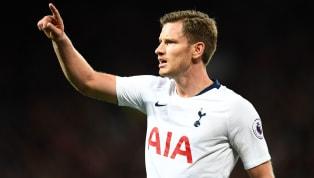 Inter Plot Move for Tottenham's Jan Vertonghen as Defender's Contract Winds Down