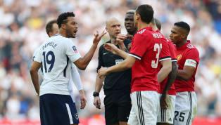 Manchester United - Tottenham Hotspur | Die offiziellen Aufstellungen
