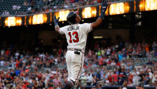 Ronald Acuña Jr Makes MLB HR History in Braves Win Over the Marlins