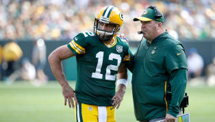 Aaron Rodgers Listed as Questionable for the Packers in Week 3