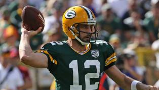POSITIVO: Los Packers esperan que Aaron Rodgers pueda jugar ante Redskins