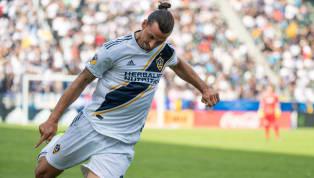 GIGANTE: Zlatan Ibrahimovic tuvo un gran desempeño en su primera temporada en la MLS