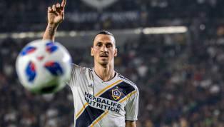 Zlatan Ibrahimovic Kariyerindeki 500. Golü Toronto'ya Karşı Kaydetti