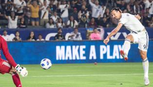 CALIDAD SUPREMA: Los 4 mejores goles durante la acción de la Semana 29 en la MLS